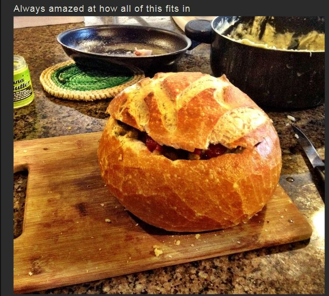 Thanksgiving Shooter Sandwich (9 pics)