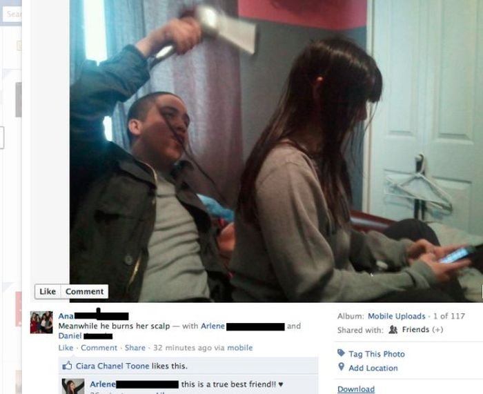 Welcome to the Friendzone. Part 2 (33 pics)