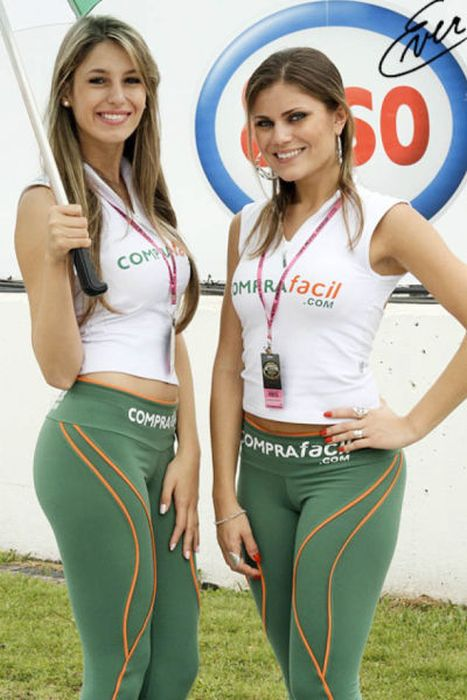 Grid Girls of Motorsport (101 pics)