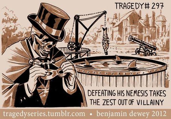 Tragedy Series (50 pics)