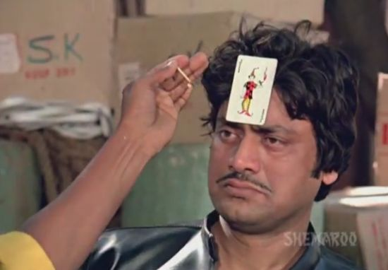 Epic Indian Movie Hero