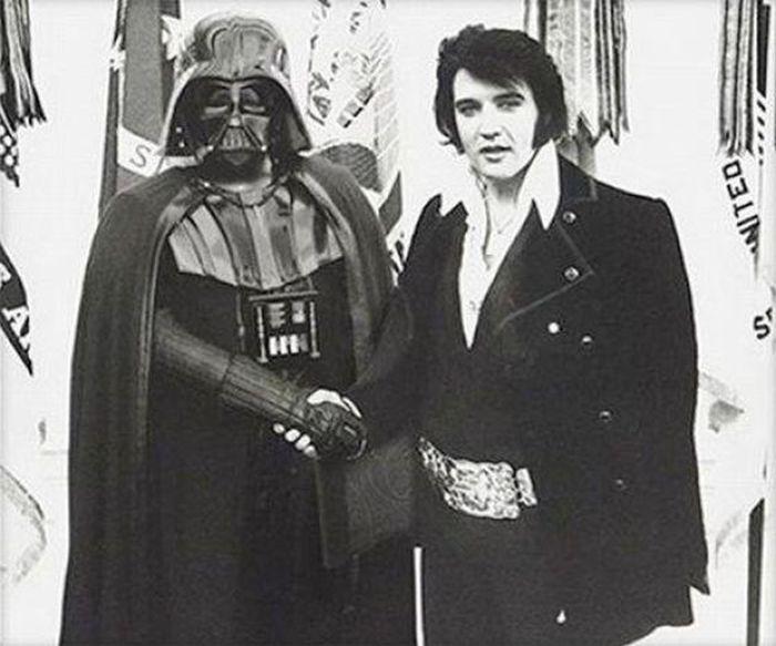 Vintage Photos of Celebrities (26 pics)