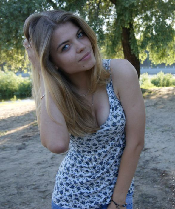 Cute Russian Girls. Part 4 (49 pics)