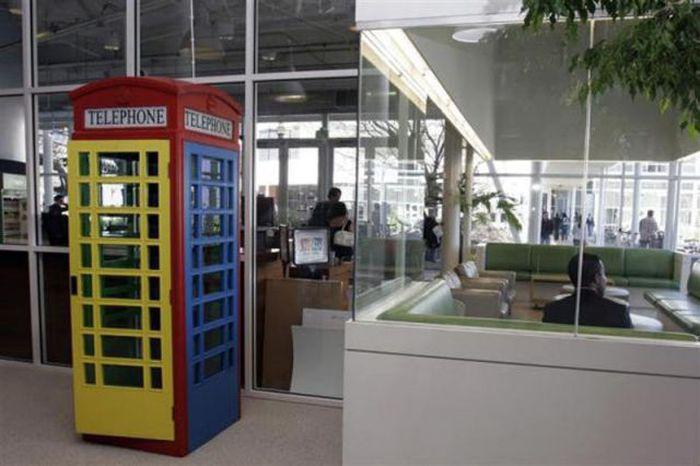 Google Offices (38 pics)