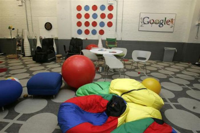 Google Offices (38 pics)