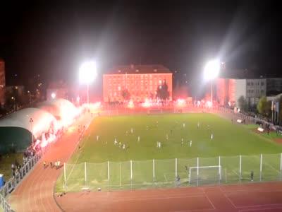 Soccer Fireworks