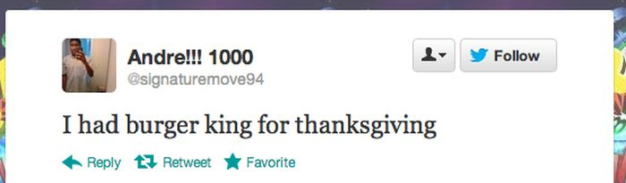 People Who Had The Worst Thanksgiving Ever (50 pics)