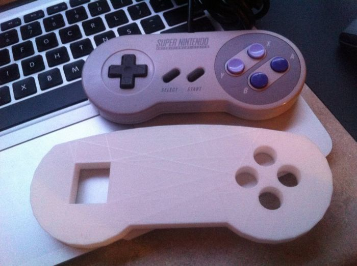 Custom Gamepad (14 pics)