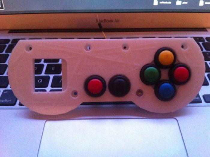 Custom Gamepad (14 pics)