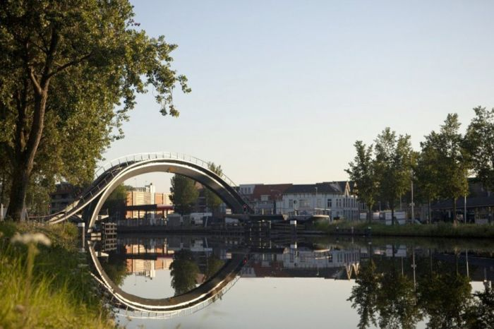 Melkwegbridge in Purmerend, Netherlands (10 pics)