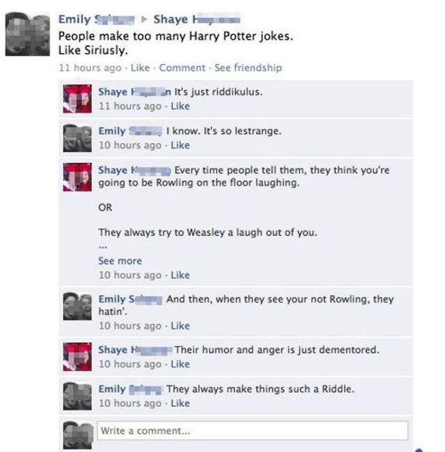 Funny Puns. Part 2 (24 pics)