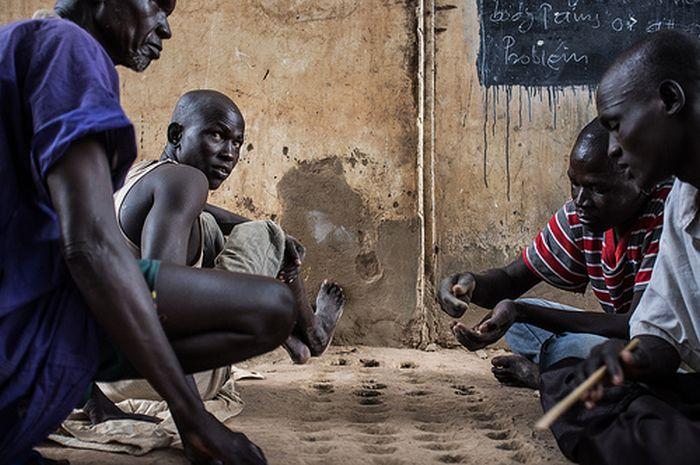 Prison in South Sudan (30 pics)