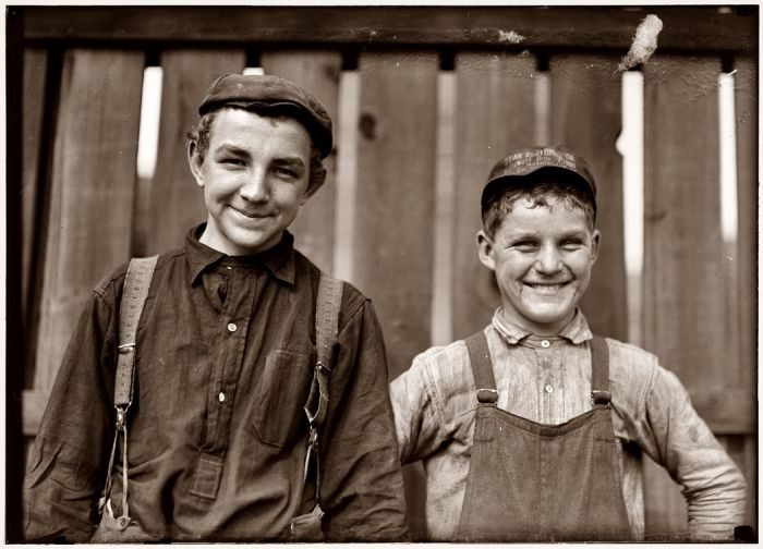 American Kids 1900-1930. Part 2  (70 pics)
