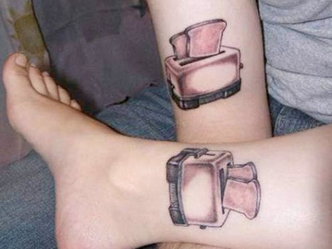 Bad Couple Tattoos (37 pics)