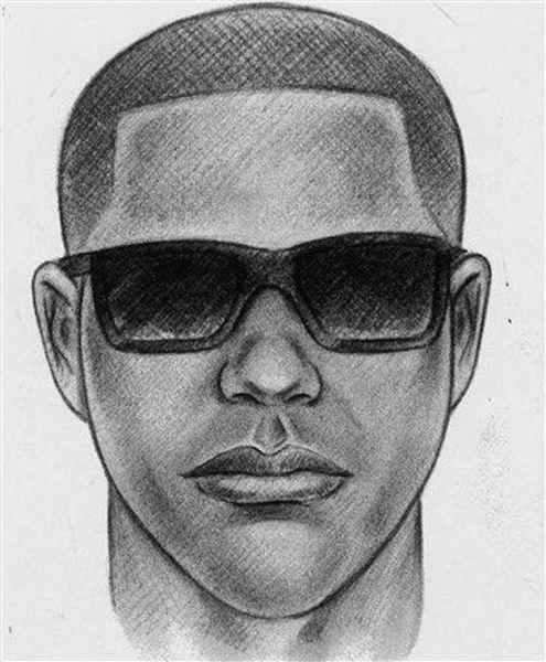 Police Sketch Fail (2 pics)