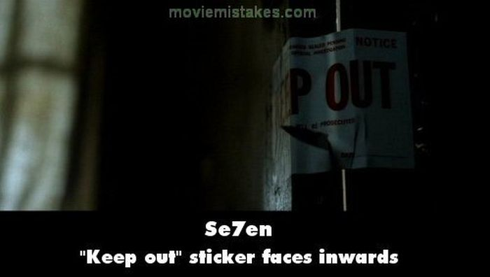 Movie Mistakes (35 pics)