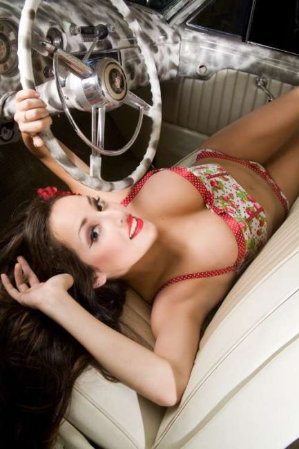 Pin Up Girls (57 pics)