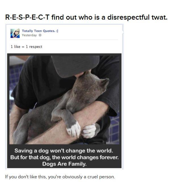 Stupid Facebook Posts (17 pics)