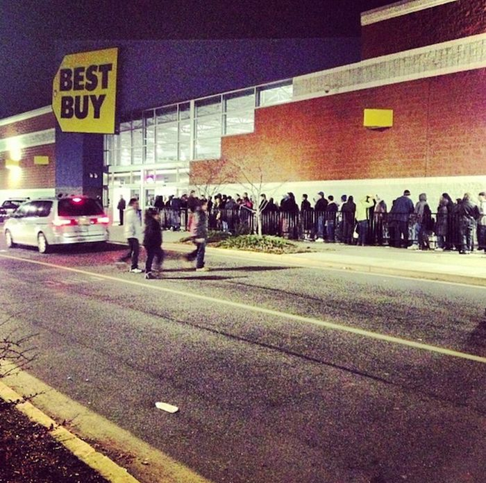 Black Friday 2012 (40 pics)
