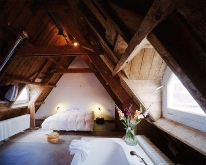 Beautiful Attics (31 pics)