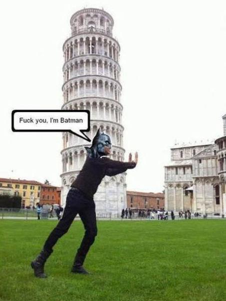 Hey Internet. Please Fix Our Pisa Photo (26 pics)