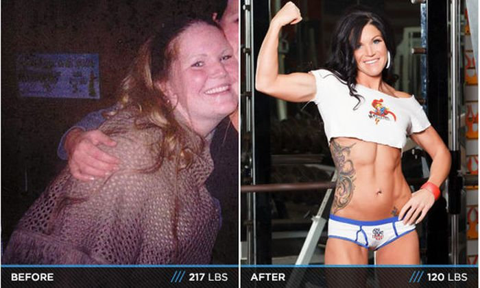 Amazing Transformations. Part 12 (42 pics)