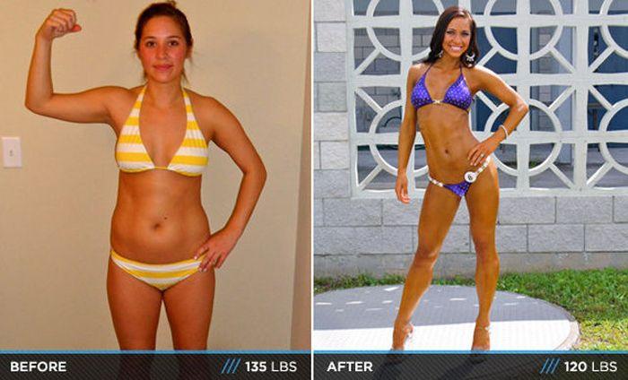Amazing Transformations. Part 12 (42 pics)