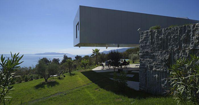 Cool House in Croatia (14 pics)