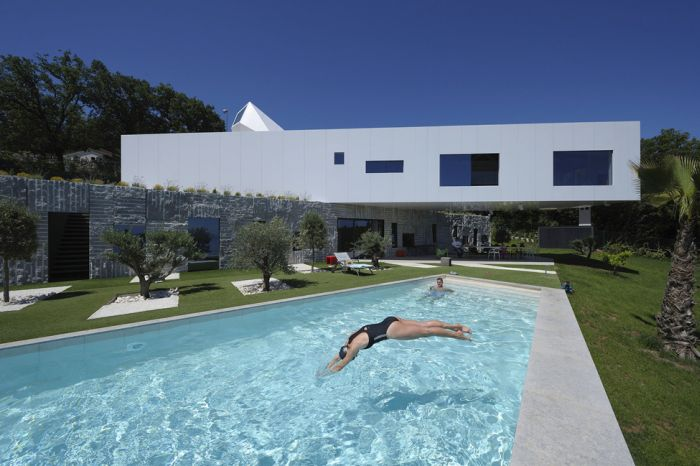 Cool House in Croatia (14 pics)
