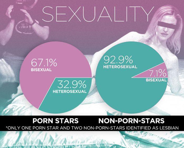 Porn Stars vs the Rest Of Us (3 pics)