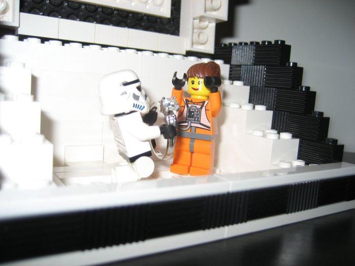 Star Wars Lego Proposal (4 pics)