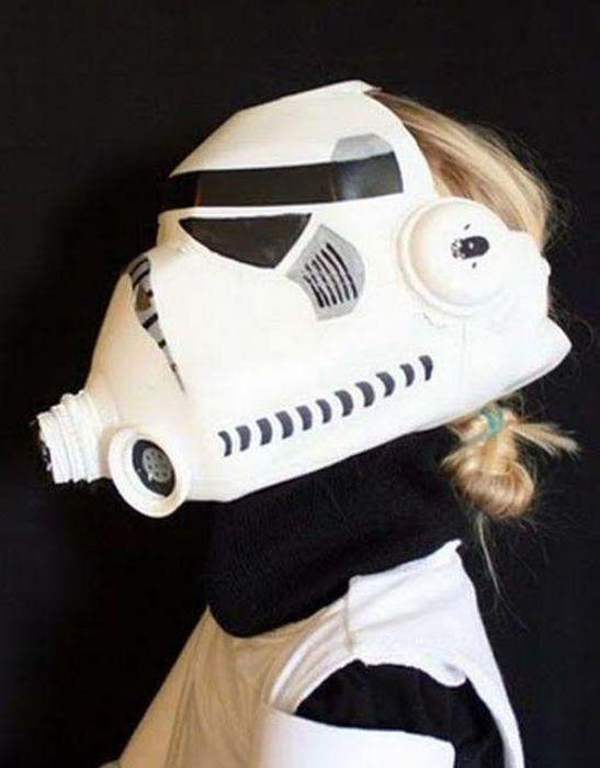 DIY Trooper Mask (10 pics)