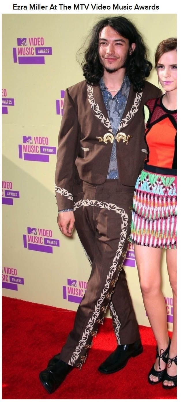 WTF Red Carpet Moments Of 2012 (45 pics)