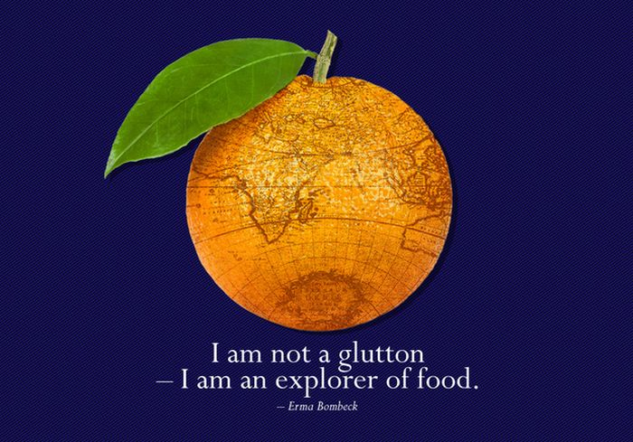 Great Quotes About Food (24 pics)