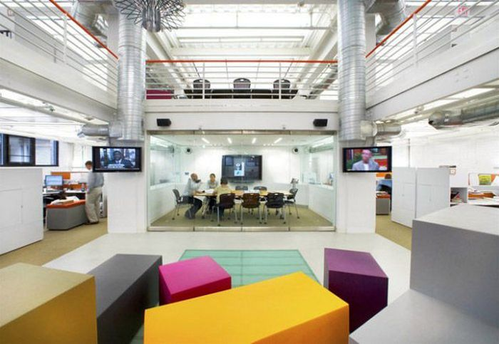 Beautiful Offices (27 pics)