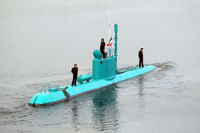 Iranian Ghadir Class Submarines (12 pics)