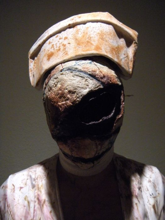 DIY Silent Hill Nurse Costume (16 pics)
