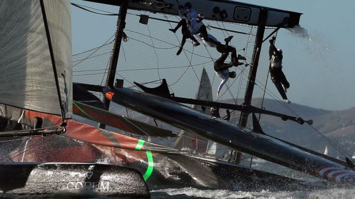 The Best Sport Photos of 2012 (75 pics)