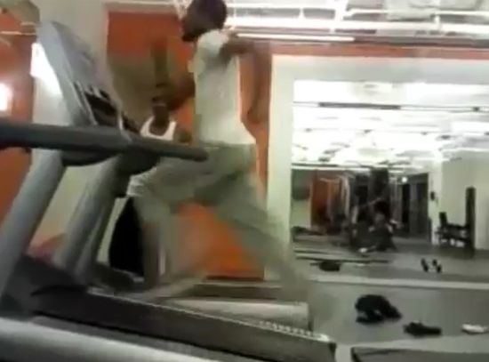 Funny Treadmill Running Fails Compilation