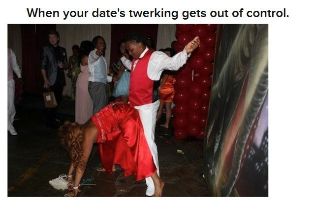 High School Dances Can Be Weird (21 pics)