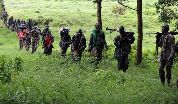 War in Congo (44 pics)