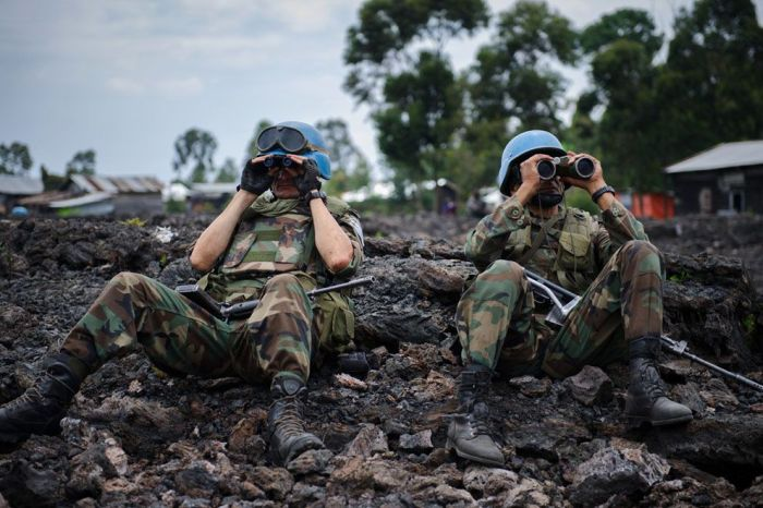 War in Congo (44 pics)