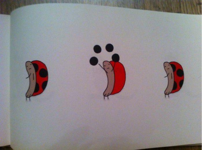 Weird Children's Book (13 pics)