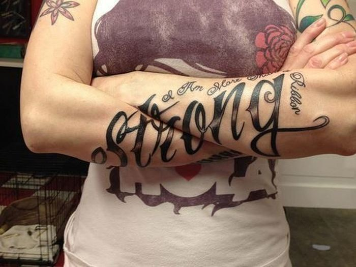 Terrible Tattoos (36 pics)
