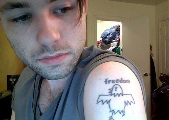 Terrible Tattoos (36 pics)
