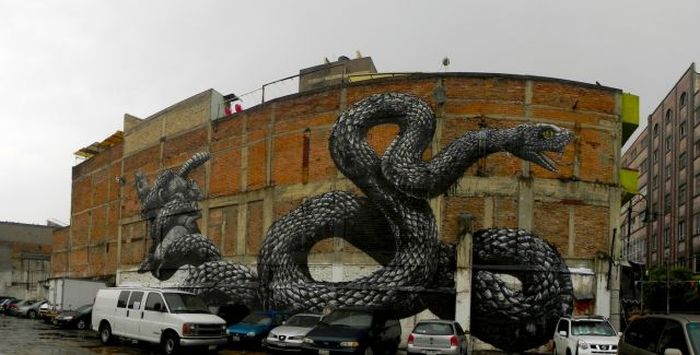 The Best of Street Art (50 pics)