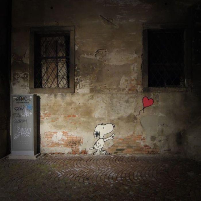 The Best of Street Art (50 pics)