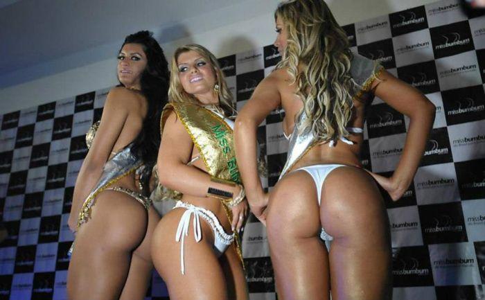 Photos of Carine Felizardo, Miss BumBum Brasil 2012 (55 pics)