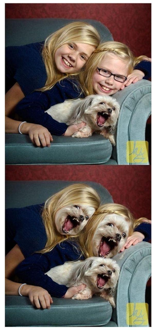 Very Disturbing Face Swaps (31 pics)