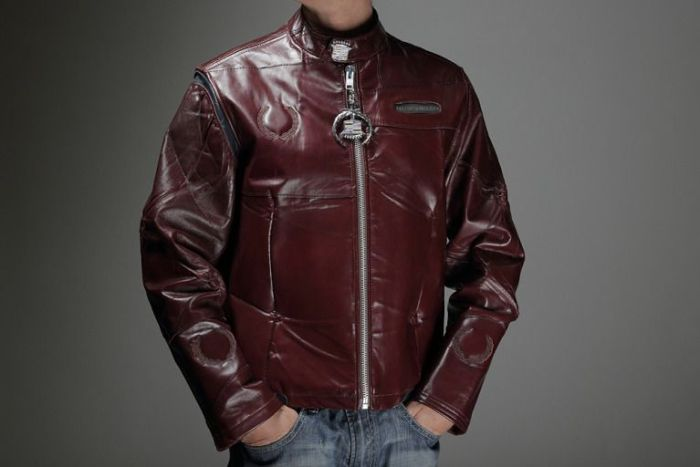Jackets by Platinum Dirt (15 pics)